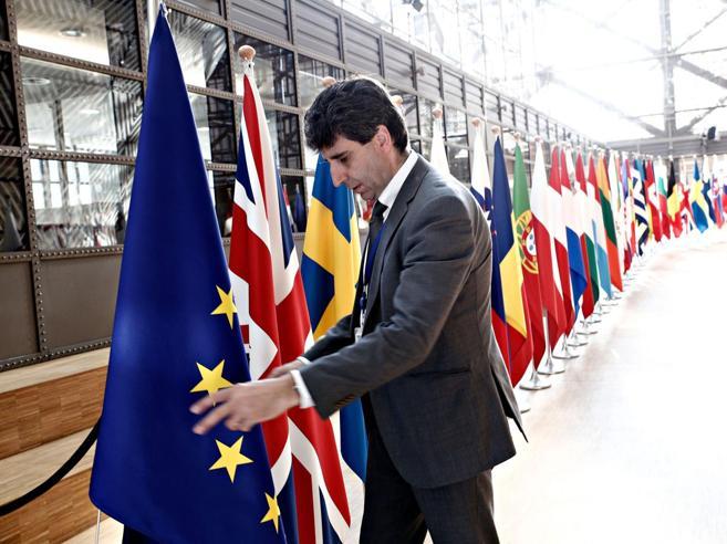 Brexit, «buco da 10-11 miliardi l'anno sul bilancio dell'Unione europea»