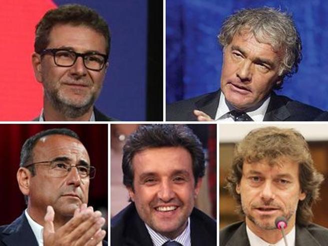 I 5 casi che agitano la Rai: Giletti, Fazio, Conti, Insinna e Alberto Angela Video