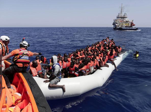 Rebus migranti: l'Italia è il paese più esposto? E perché nessuno va a Malta o in Spagna?
