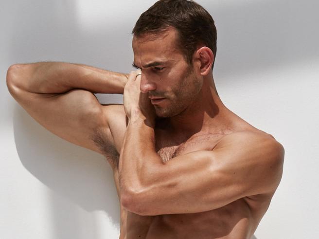 Enrique Palacios: «Faccio il modello da 23 anni perché amo il mio lavoro»