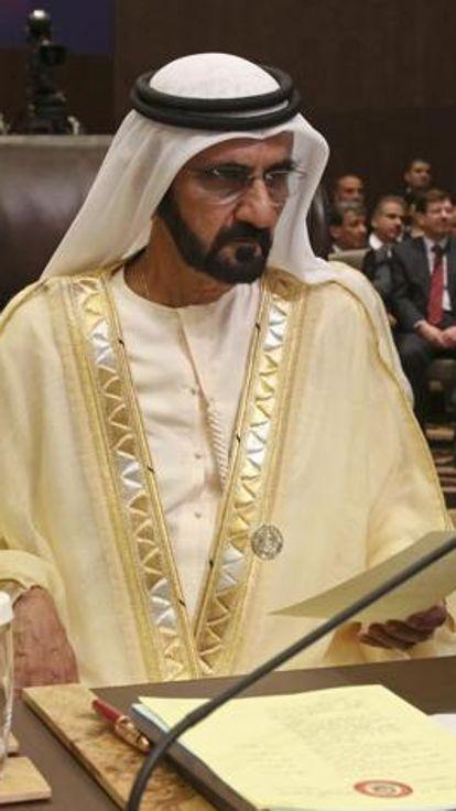 Dubai, la poesia dell'emiro«Il Qatar non esca dal gregge»