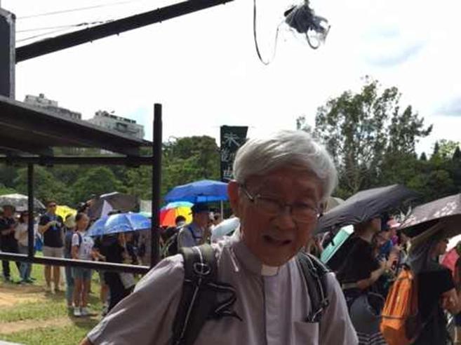 Il cardinale di Hong Kong: «Ho scritto al Papa, non ceda a Pechino»