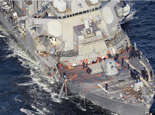 Cina, tensione con gli Usa nel Mar Cinese Meridionale