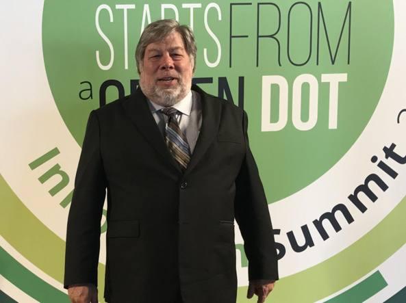 Stephen Wozniak, 66 anni. Il primo aprile del '76 ha fondato Apple con Steven Jobs
