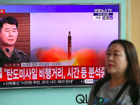 Trump: La Cina faccia un passo pesante verso Pyongyang