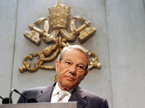 È morto Navarro-Valls, storico portavoce di Papa Wojtyla