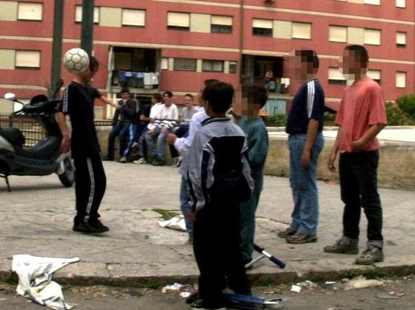 Vietato giocare a pallone nel parco: bimbi multati per 600 euro