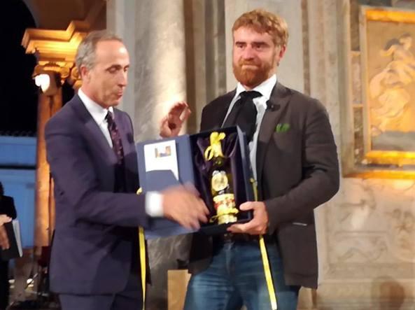 Premio Strega a Paolo Cognetti con
