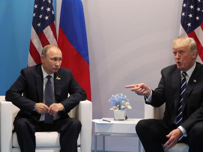 G20 Amburgo, accordo Usa-Russia: cessate il fuoco parziale in Siria. «Onorato», «Felice»: i colpi dello zar