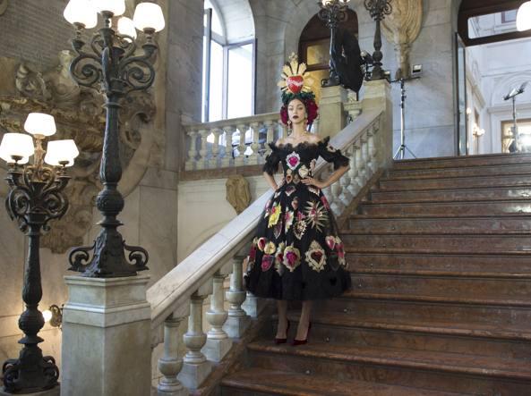 Palermo: Dolce & Gabbana, oggi la sfilata a piazza Pretoria
