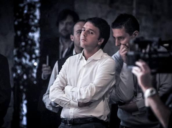 Immigrazione: Matteo Renzi chiede numero chiuso e minaccia ritorsioni