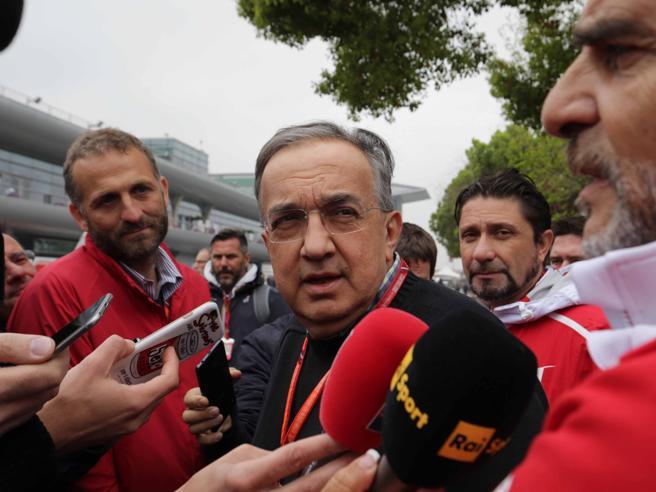 Parla Marchionne: «Io come Berlusconi? Non ci penso neanche di notte»