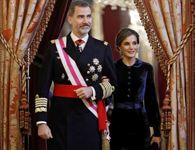 Letizia di Spagna, regina di fascino