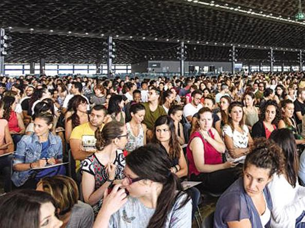 Genova, oltre 12mila infermieri da tutta Italia per soli 200 posti