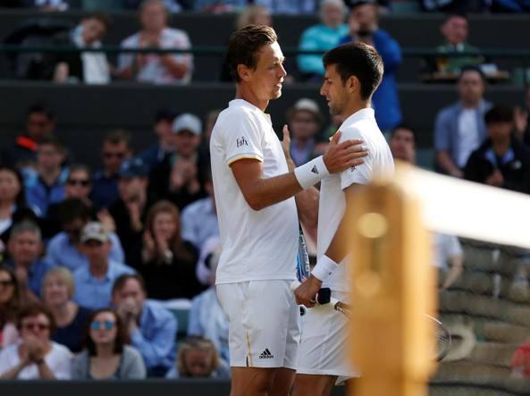 Wimbledon 2017: Murray e Federer ai quarti, aspettando Djokovic