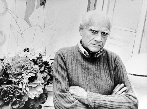 Alberto Moravia (Roma, 1907-Roma 1990)