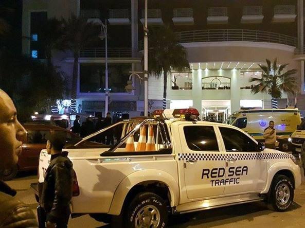 Assalto al coltello a Hurghada: 2 turiste morte, quattro feriti