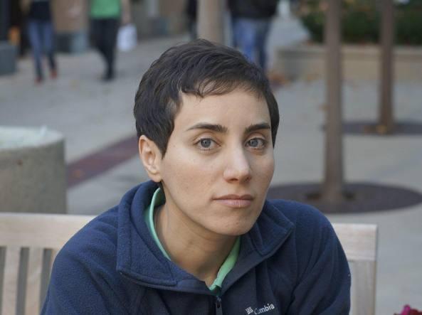 Maryam Mirzakhani (epa)