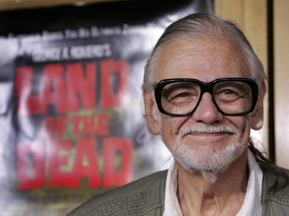 George A. Romero (Reuters)