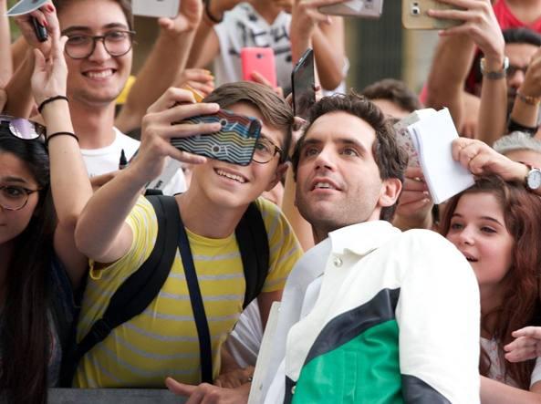 Mika sul festival di Sanremo: