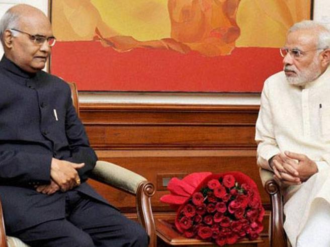 Il paria che diventerà presidente dell'India