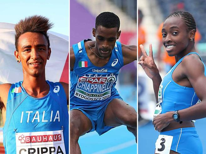 Ayo, Yoghi, Yeman: gli italiani d'Africa che vincono gli Europei Under 23 di atletica