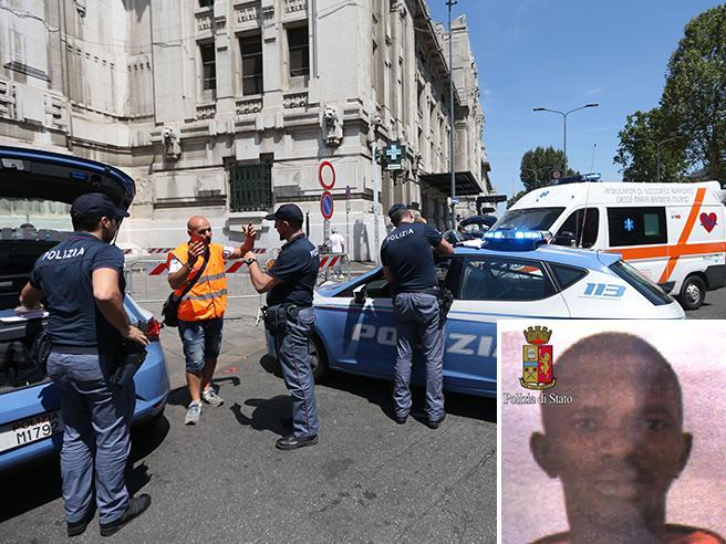 Poliziotto ferito a Milano, torna il caso CentraleLe reazioni|Foto