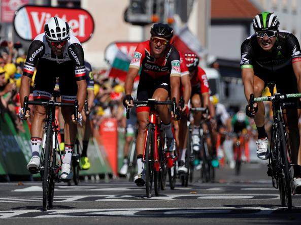 Tour de France, a Barguil 18esima tappa. Froome sempre in testa