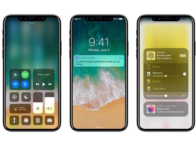 iPhone 8 arriverà in ritardo (forse per Natale) ma ora spuntano le foto definitive