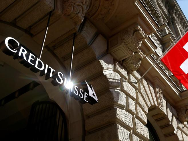 Credit Suisse, chiesti al fisco svizzero i nomi  dei titolari italiani di 9.953 conti