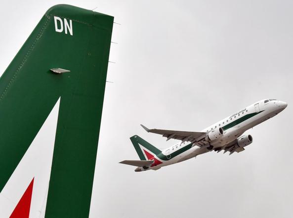 Alitalia, Delrio dice no a 'spezzatino':