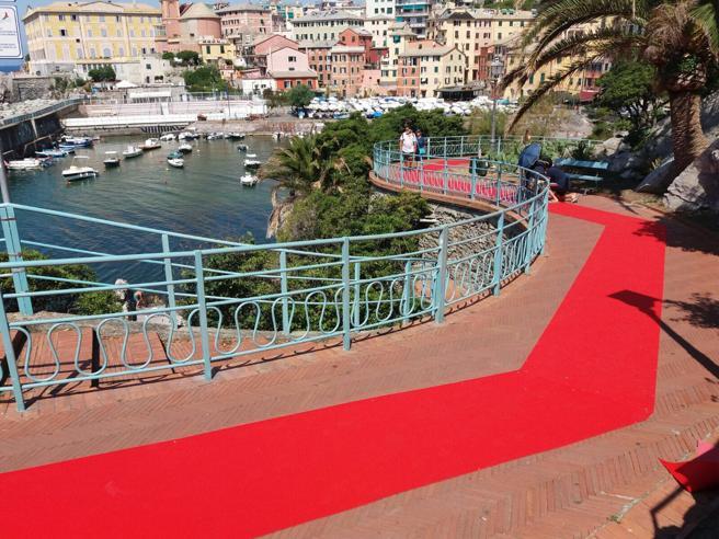Per le strade della Liguria arrivano i red carpet più belli(e più contestati) del mondo