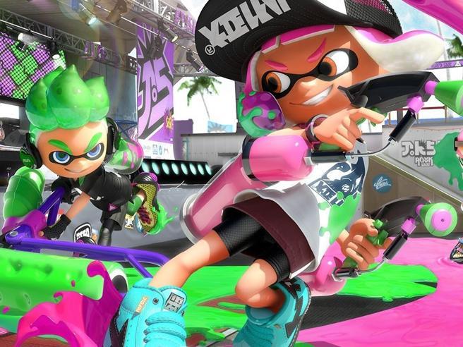 Splatoon 2: Nintendo sfida Overwatch e Call of Duty