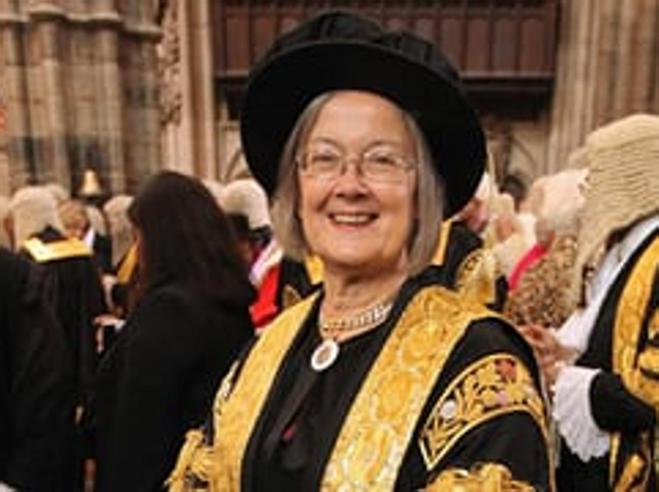 A Londra  la prima donna presidente della Corte Suprema
