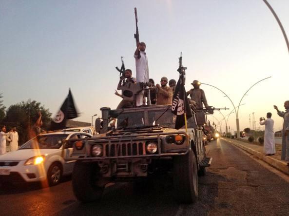 Quattro donne tedesche dell'Isis sono detenute in Iraq