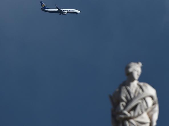 Ryanair, arrivano i saldi invernali. Voli a partire da 9.99 euro