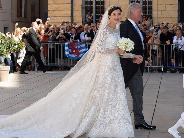 Gli abiti da sposa piu belli del mondo