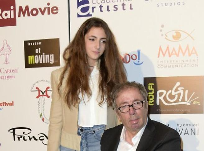 La figlia di Nuti: «Ho chiestodi essere l'unica tutrice di mio padre Francesco»|Foto