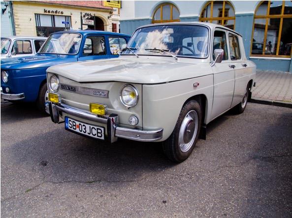La Dacia 1100
