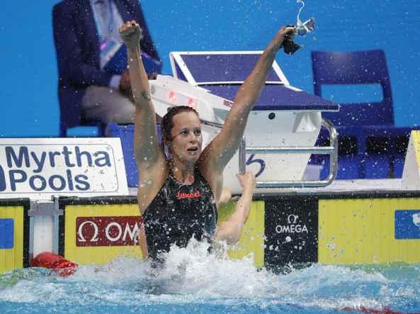 Europei di nuoto, tutte le medaglie italiane vinte a