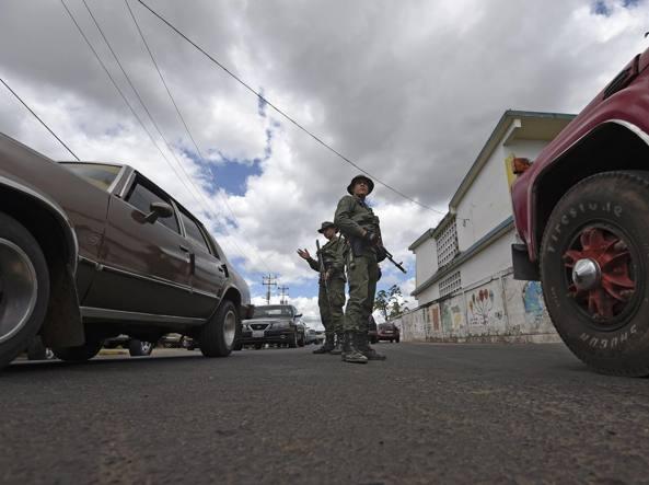 Venezuela, domani si vota: ea Caracas sale la tensione