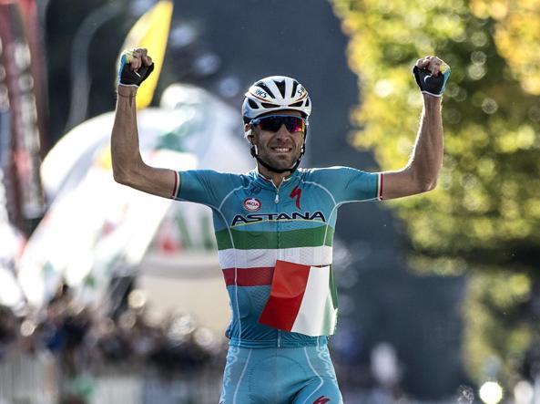 La Gran Fondo Il Lombardia presenta lo stesso finale de Il Lombardia 2015 vinto da Vincenzo Nibali (Ansa/Angelo Carconi)