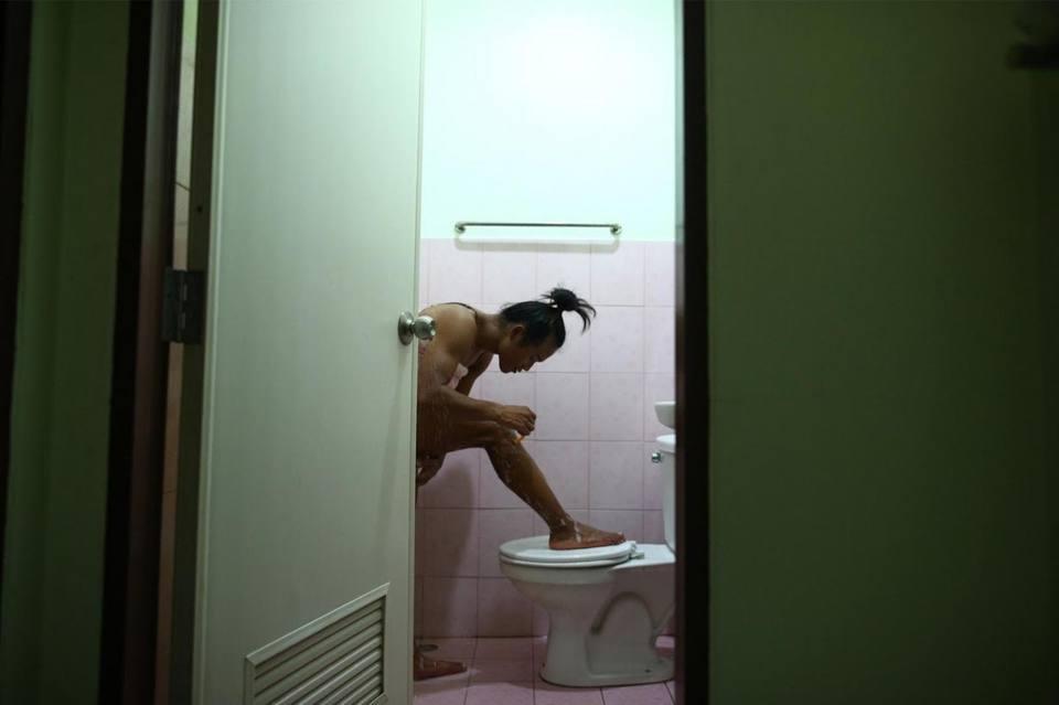 Nong rose la pugile transgender che mette al tappeto gli - Tappeto thailandese ...