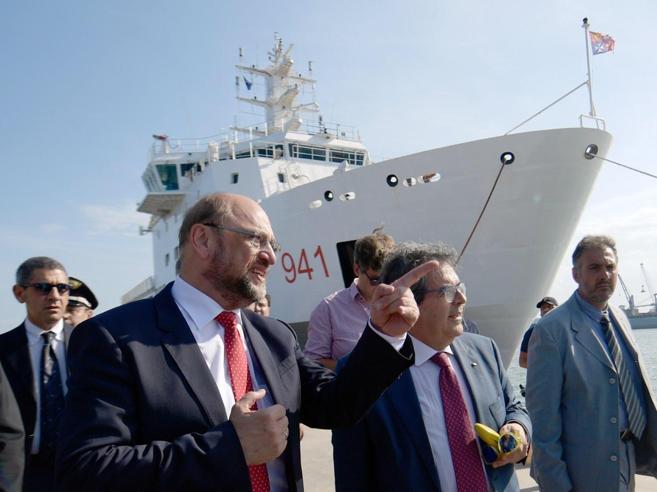 Libia, già scritto il decreto per  la missione navale. Ma Sarraj: mai chiesta|Grafico