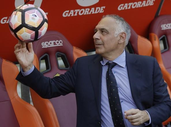 Milan - Che attacco dal presidente della Roma: