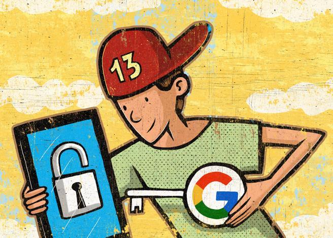 Maggiorenni su Internet a 13 anni?«Troppo presto, non c'è ancora il senso critico»