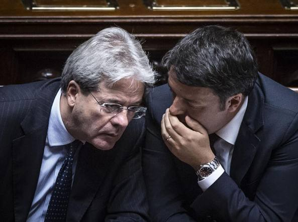 Renzi a Diamante:
