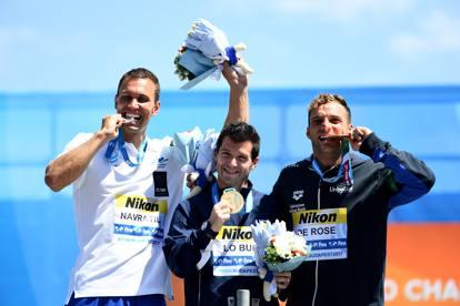 Mondiale tuffi dalle grandi altezze, Alessandro De Rose vince la medaglia di  bronzo