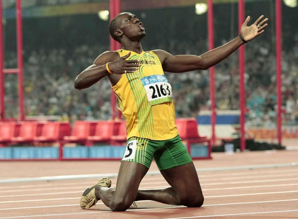 Usain Bolt: il primo trionfo