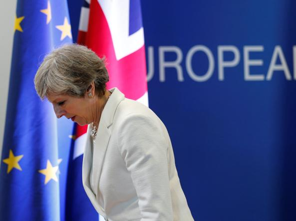 Brexit. Gran Bretagna disposta a pagare 40 mld per uscire dall'Unione Europea